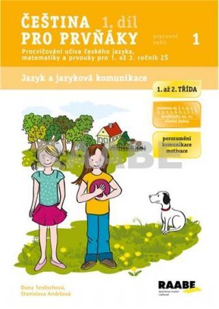 Čeština pro prvňáky 1 - Pracovní sešit 1 [Sešity]